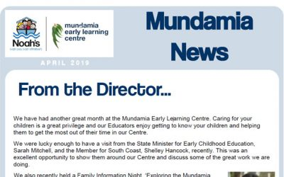 Mundamia News – Apr 2019