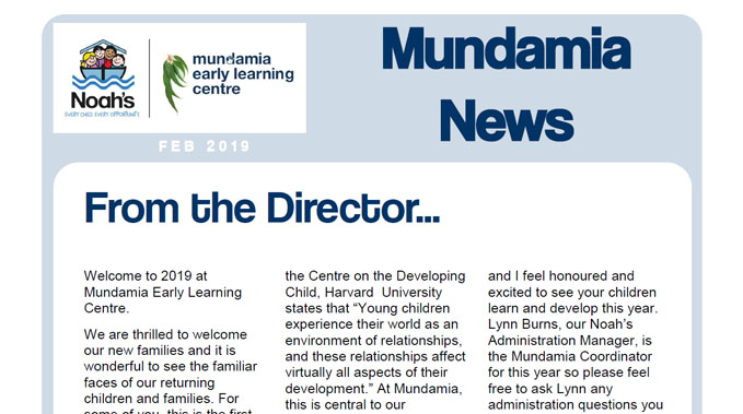 Mundamia News – Feb 2019